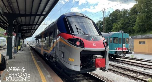 Conegliano, venerdì parte il primo treno elettrico per Belluno