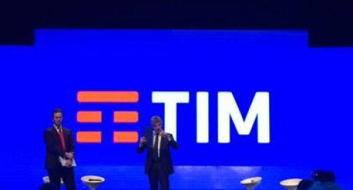 Telecom addio, è Tim il brand unico. Presentato il nuovo logo
