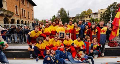 35esimo tiro alla fune di Pieve di Soligo, il Trevisan conquista la Pace