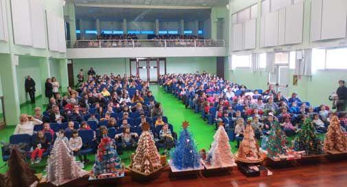 """Concorso di riciclo creativo """"Decora il Natale"""", ecco le 16 scuole premiate da Savno"""
