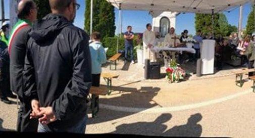 A Trevignano Monsignor Floriano Mazzarolo salvò 36 persone ostaggi dei tedeschi in ritirata