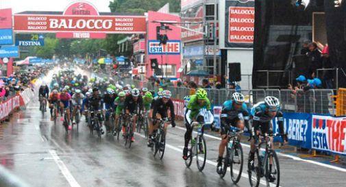 una tappa del Giro a Treviso