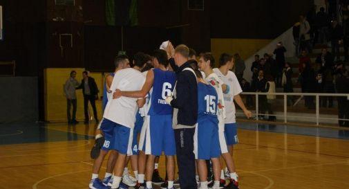 Treviso Basket, è Iacopini-day!