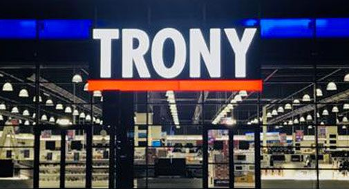 Al Conè arriva Trony, apre dove c'era l'Euronics