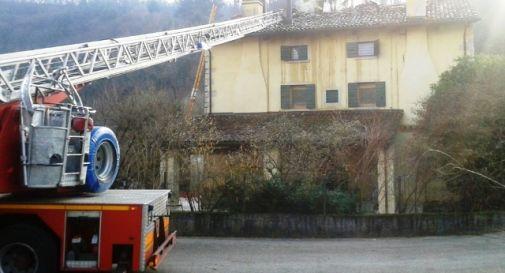 A fuoco la casa dell imprenditore fornasier oggi treviso - Alzare tetto casa ...