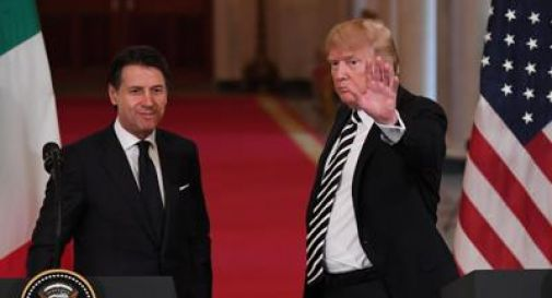 Trump-Conte, colloquio su questioni bilaterali