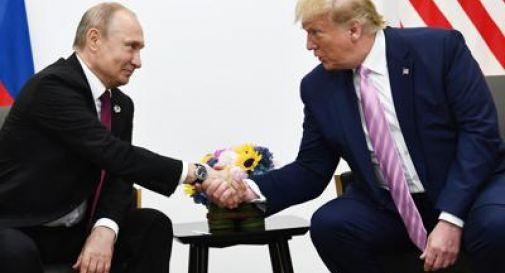 G20, Trump vede Putin