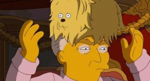 I Simpson votano per Hillary e bocciano Trump