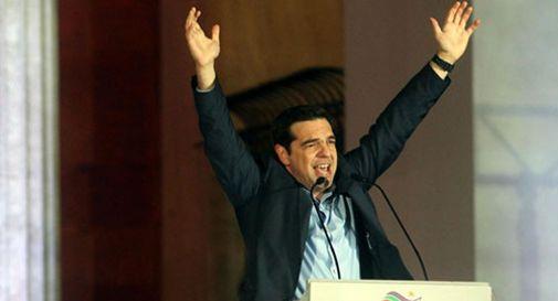Grecia, trionfa la sinistra di Tsipras