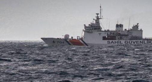 Naufragio al largo della Turchia, 14 salvati e un bambino disperso