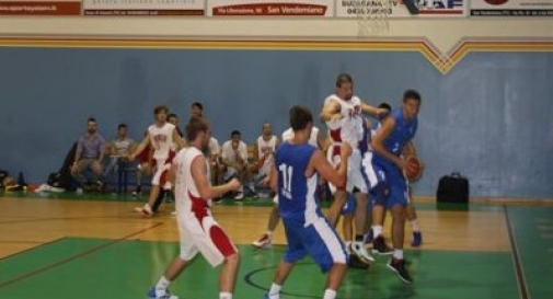 Sorpresa a San Vendemiano, TV Basket ko