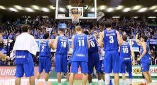 Treviso Basket Calendario.Inizia Oggi La Stagione Di Treviso Basket Oggi Treviso