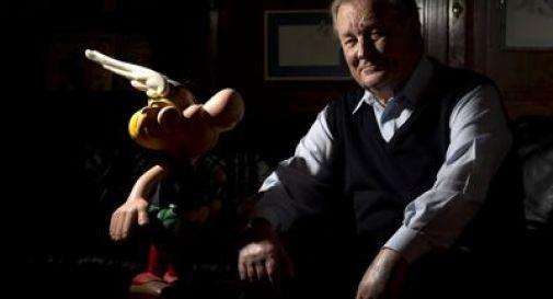 Addio a Albert Uderzo, il creatore di Asterix e Obelix