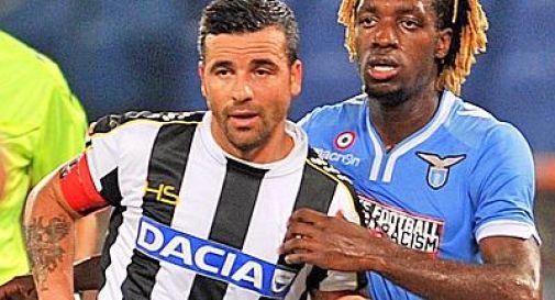 Udinese, sulla maglia lo 'sponsor per un giorno' per aiutare le piccole imprese