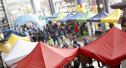 Expo Natura treviso marathon expo run ed expo natura in piazza borsa oggi