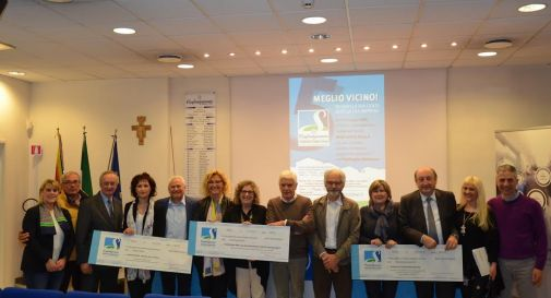Confartigianato, ottomila euro in beneficenza