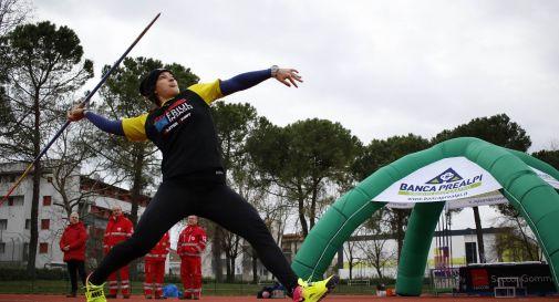 Campioni e medagliati tricolori al Trofeo Giavellotti Trevigiani