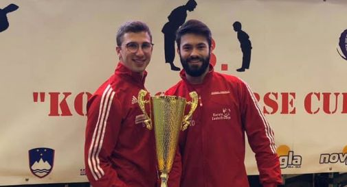 Andrea Pizziolo e Leonardo Alberto
