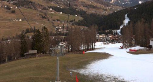 Cambiamento climatico: meno neve nel 78% delle aree montane