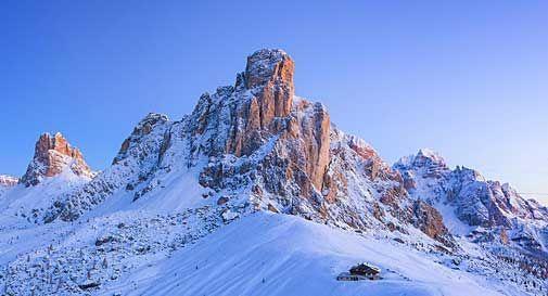 Maltempo, martedì possibili piogge sulle Dolomiti venete
