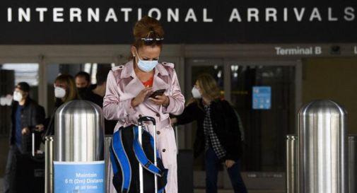 Covid Usa, ipotesi chiusura a turisti non vaccinati