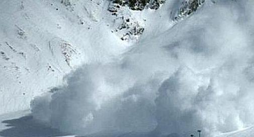 Valanga in Tofana, a Cortina. Paura sulla pista da sci