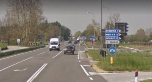 lo snodo tra la Zermanesa e la Treviso Mare