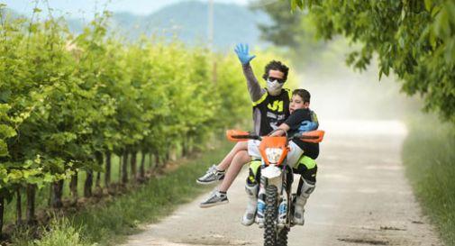 La mototerapia take away invade la Marca