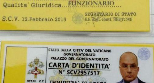 Truffatori vaticano