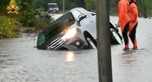 Alluvione a Cagliari, dispersa una donna
