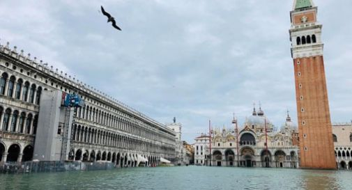 Venezia: disdette record dopo l'acqua alta, gli albergatori sono in ginocchio