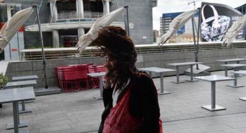Bora in pianura, scatta lo stato di attenzione vento in Veneto