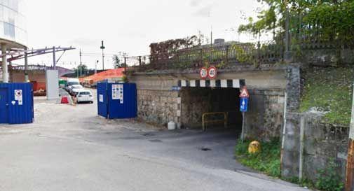 Conegliano, il sottopasso di via Verdi preoccupa i cittadini: chiuso per verifiche statiche