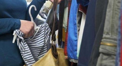 furto vestiti