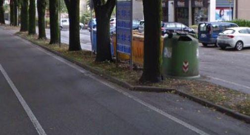 una campana in via Battisti a Oderzo