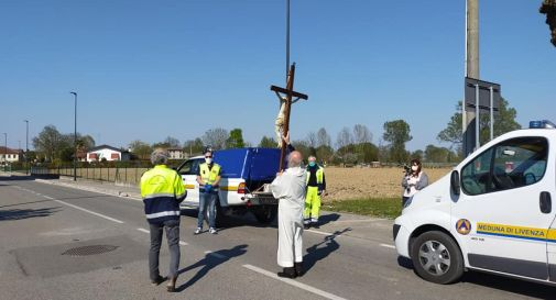 la via Crucis 2020
