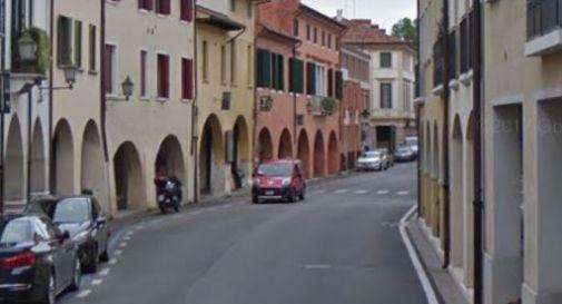 via Garibaldi a Oderzo
