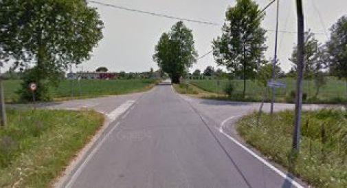 l'incrocio tra via Ghetto, via Osoppo e via Solferino