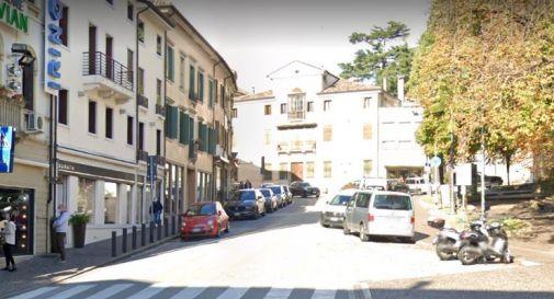 via Marconi a Conegliano