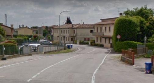un tratto di via Mazzini
