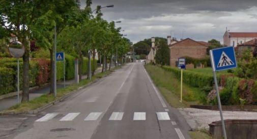 via Ronzinella a Mogliano
