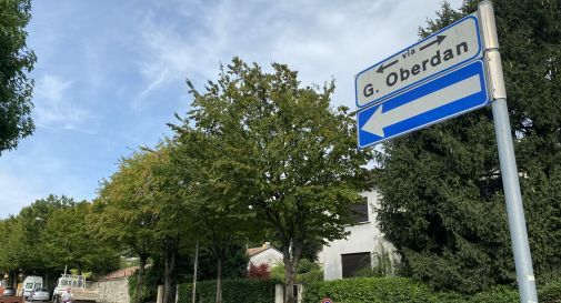 Via Oberdan