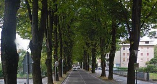 via Battisti a Oderzo