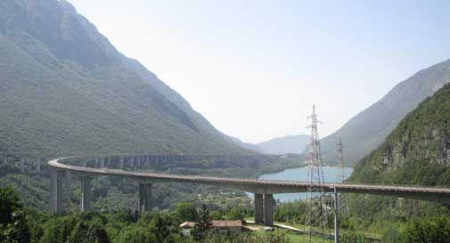 Trasporto eccezionale, verrà chiusa l'autostrada tra Vittorio nord e Vittorio sud