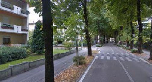 viale Frassinetti a Oderzo