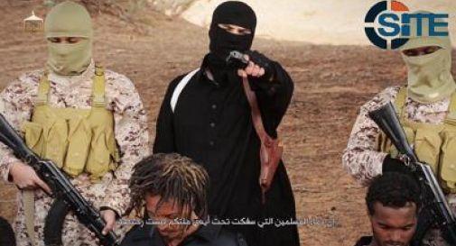 Nuovo video Stato Islamico mostra esecuzioni di cristiani etiopi in Libia