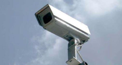 Spuntano due nuove telecamere in città
