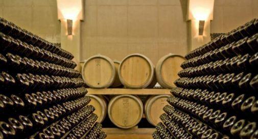 Dissequestrate 40mila mila bottiglie di vino