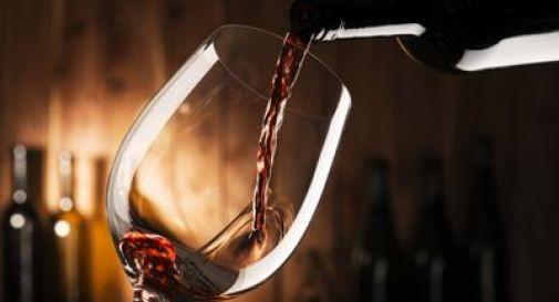 Ruba e beve 31 bottiglie di vino: arrestato ladro ubriaco