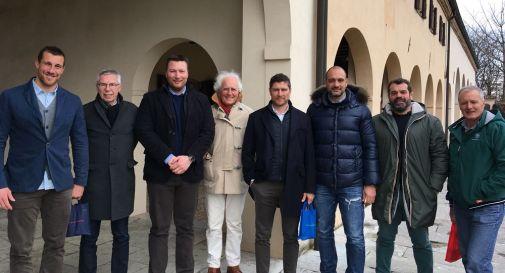 Benetton Rugby a Villa Minelli